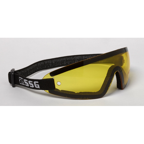 6692 SAFETY GOGGLES YELLOW